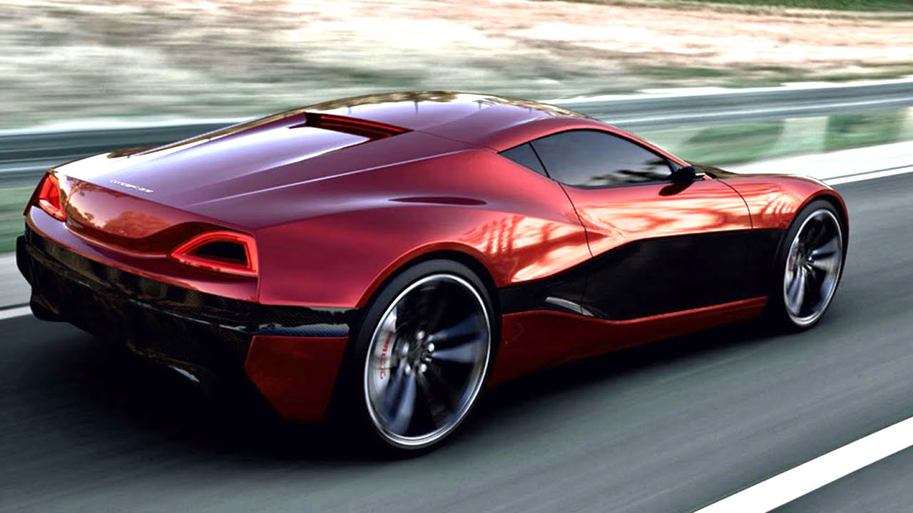 Top 10 Fastest Electric Cars
