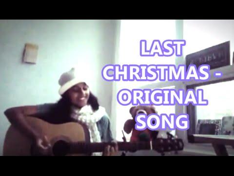 last christmas original song not by wham - Last Christmas Original