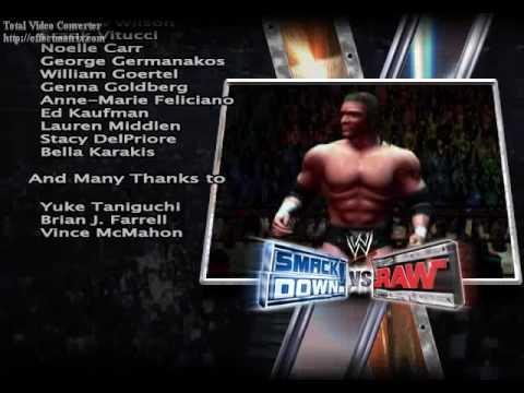 wwe Smackdown vs Raw credits