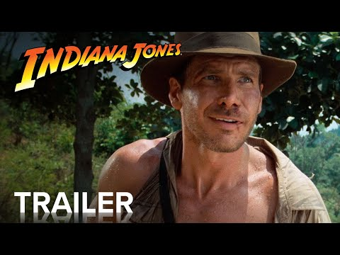 INDIANA JONES AND THE TEMPLE OF DOOM   Official Trailer   Paramount Movies
