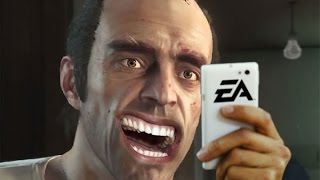 EA WORKING ON GTA 5 KILLER, ACTIVISION RESPONDS TO COD HATE, & MORE