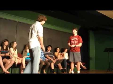 A Night at the Improv- #1 The Freeze Game