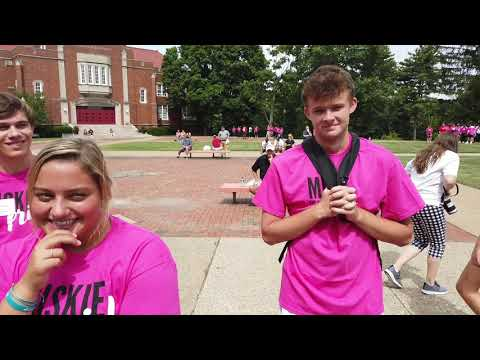 Student Lists Top 10 Reasons Why She Loves Muskingum University