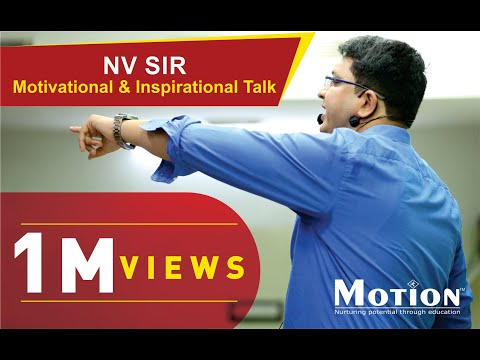Motivational & Inspirational Video to students By NV Sir