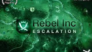 Rebel Inc. Escalation(OST) - Saffron Fields