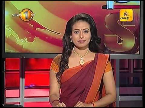 News1st Prime Time News Shakthi TV 27th October 2016