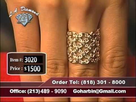 B. GOHARBIN / L.A. DIAMOND COMPANY JEWELRY SHOW 8/21/2011