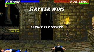 Ultimate Mortal Kombat 3 Hack Sega Freak Mode