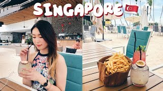 4 DAYS IN SINGAPORE 🇸🇬Hawker Food Sentosa Island Gardens by the Bay 新加坡自由行