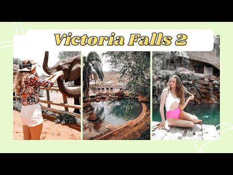 Amazing VICTORIA FALLS Travel Vlog | Part 2 | Zimbabwe