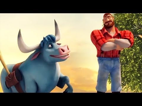 New Animation Movies 2019 Full Movies English - Kids movies - Christmas Movies full movie | watch online
