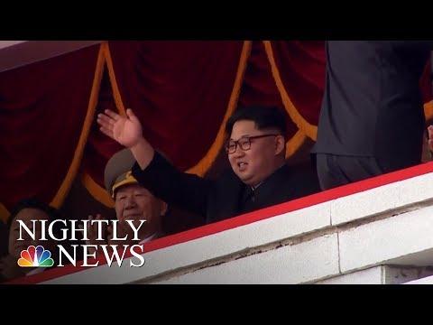 North Korea And South Korea Could Meet Ahead Of Olympics | NBC Nightly News