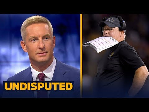 Joel Klatt reacts to UCLA QB's father ripping Chip Kelly | CFB | UNDISPUTED