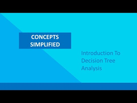 Introduction To Decision Tree Analysis
