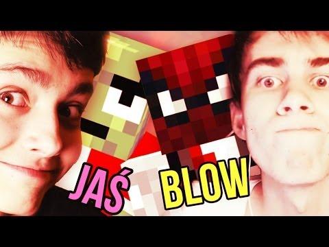 MineCraft: Survival Games #1 - MUZYCZNY BLOW /w Blow
