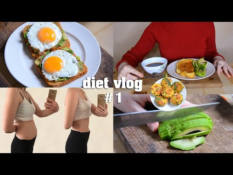 [DIET VLOG] Вкусные рецепты диетического питания |  Дневник диетического питания | Диета Vlog