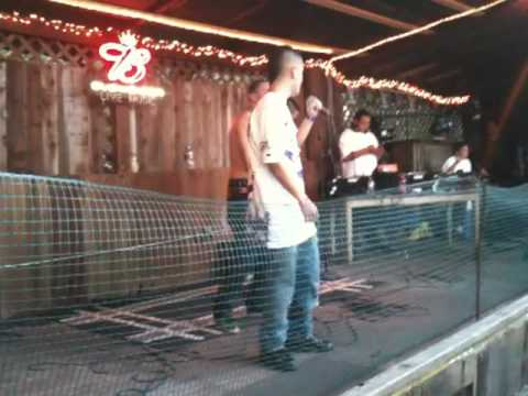 LIL G FROM RICHMOND AT BLUNT WORLD MUSIC FESTIVAL 2010