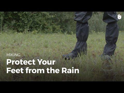 How to Backpack in the Rain   Hiking