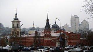 Покровский  женский    монастырь  города  Москвы  .  Блаженная  Матрона  Московская.