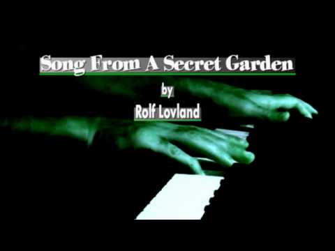 Клип Rolf Lovland - Song from a Secret Garde