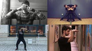 11 лучших таттеров СНГ | Top 11 russian tutting dance