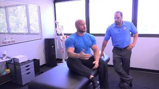 Greg Roskopf MAT Therapy With IFBB Ben Pakulski