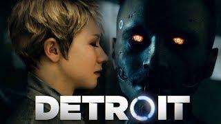 ПОБЕГ ИЗ ДОМА УЖАСОВ! - Detroit: Become Human - #5