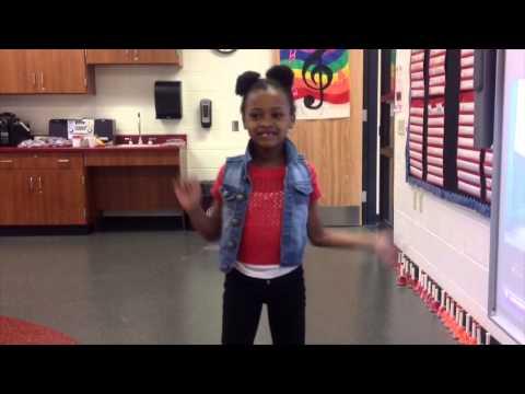 School District of Beloit... Happy dancing