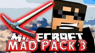 Minecraft: Mad Pack 3 Beta | NETHER TIME! [4]