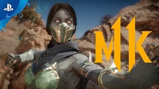 Mortal Kombat 11 - Official Beta Trailer | PS4