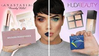 BATTLE OF THE BRANDS EP 2: Huda Beauty vs. Anastasia Beverly Hills | The Application...
