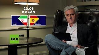 El análisis de Mourinho   Grupo B   Irán - España