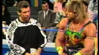 Ultimate Warrior on Prime Time Wrestling (04-30-1991)