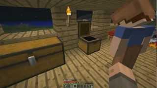 Minecraft сериал-Таинственный остров-Эпизод 1 2/2