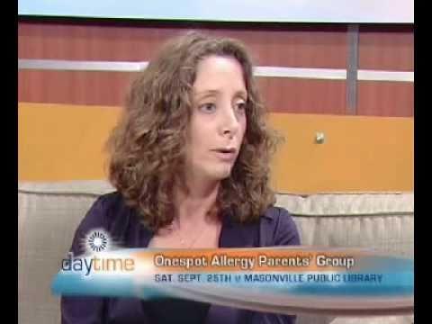Food Allergy - Onespot Allergy Founder, Elizabeth Goldenberg, on Rogers Daytime Television