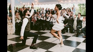 Armenian Kochari Multicultural Epic Wedding Dance Entrance - Talin & Mesrop