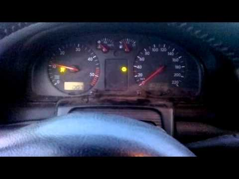 Passat TDI cold start -31'C
