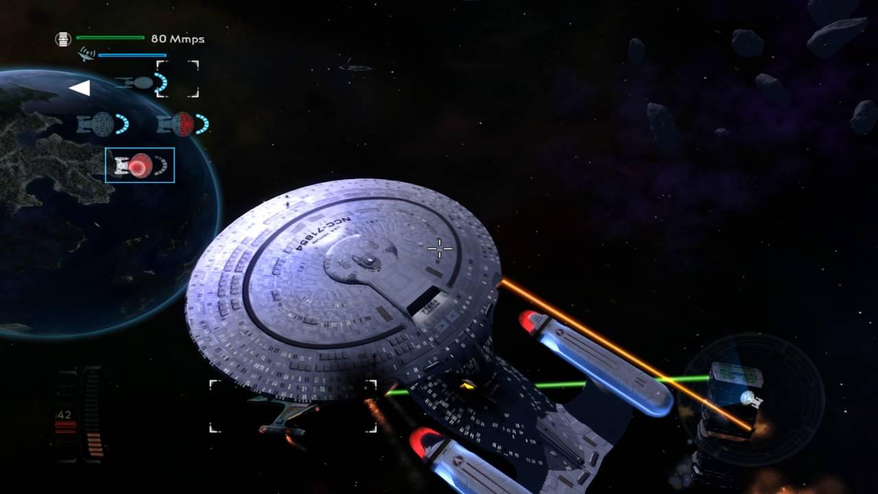 星際爭霸戰 遺產 銀河飛龍 第四關 - YouTube