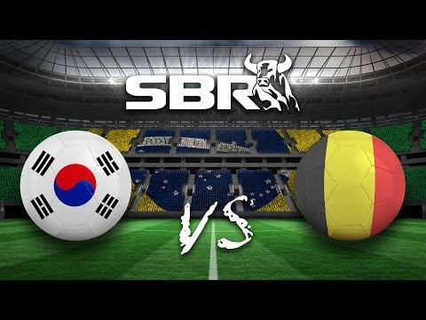 South Korea vs Belgium (0-1) 26.06.14 | Group H 2014 World Cup Preview