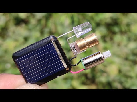 TOP 6 ELECTRONIC PROJECT WITH SOLAR LASER LED TRANSISTOR IC MOTOR