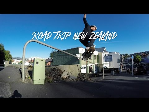 """GoPro Skate: Road Trip New Zealand - """"Worst Trip Ever"""" - Ep. 5"""