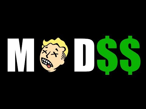 Skyrim & Fallout 4 PAID MODS : The Creation Club