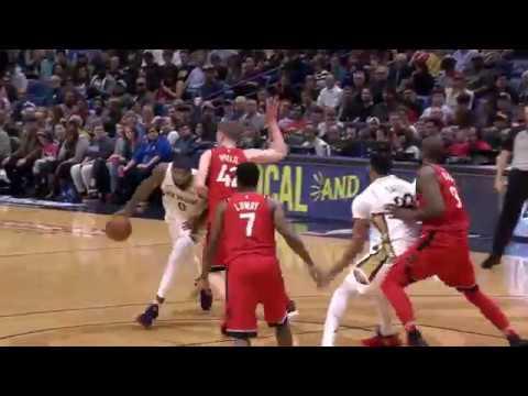 Toronto Raptors vs. New Orleans Pelicans - November 15, 2017