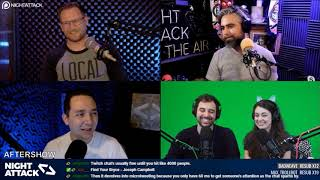 Night Attack #267: Aftershow