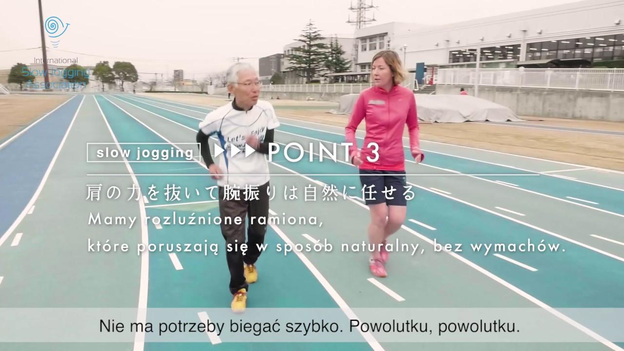 Jak schudnąć slow jogging