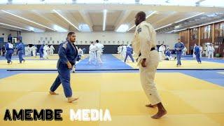 Équipes de France de Judo, Entraînement de haut niveau