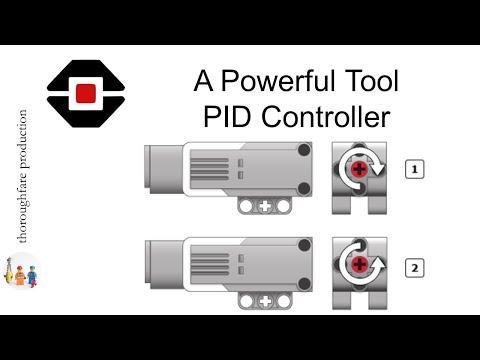 LEGO EV3 Motor Tutorial: PID Controller