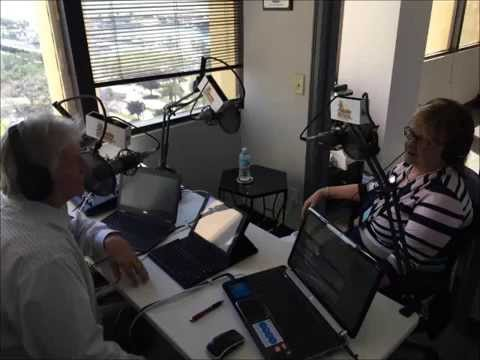 """Radio St. Pete """"Job Talk with Dean Logan"""" Show Interview with Certified Business Coach Barb Kyes"""