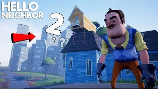 This Mod Is Like HELLO NEIGHBOR 2!!! | Hello Neighbor (Mods)