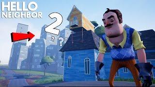 This Mod Is Like Hello Neighbor 2!!! | Hello Neighbor (mods)
